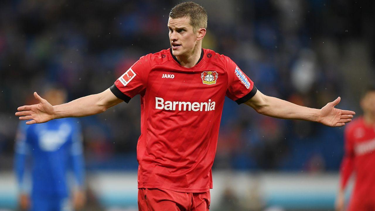 Bayer Leverkusen - Bildquelle: 2020 Getty Images