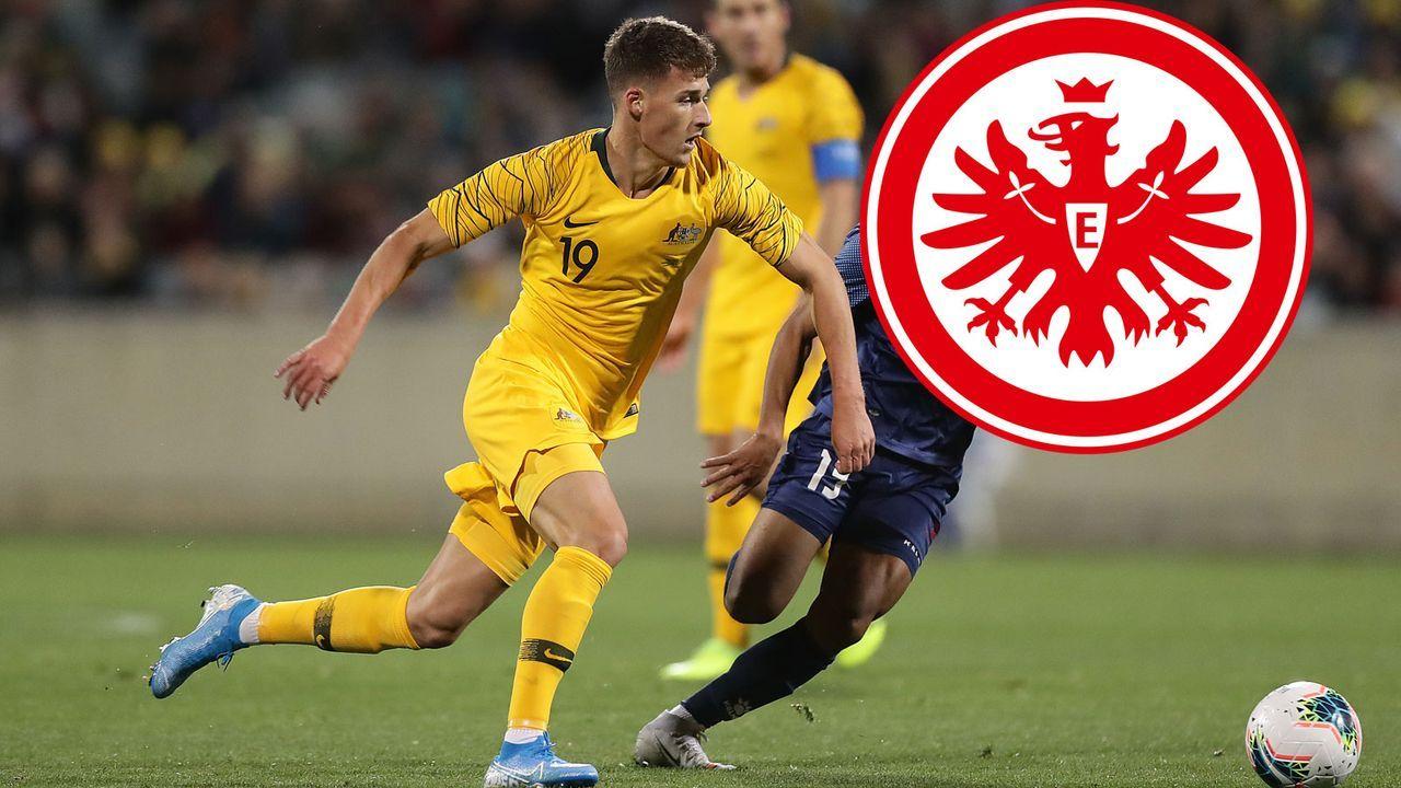 Ajdin Hrustic (Eintracht Frankfurt) - Bildquelle: Getty Images