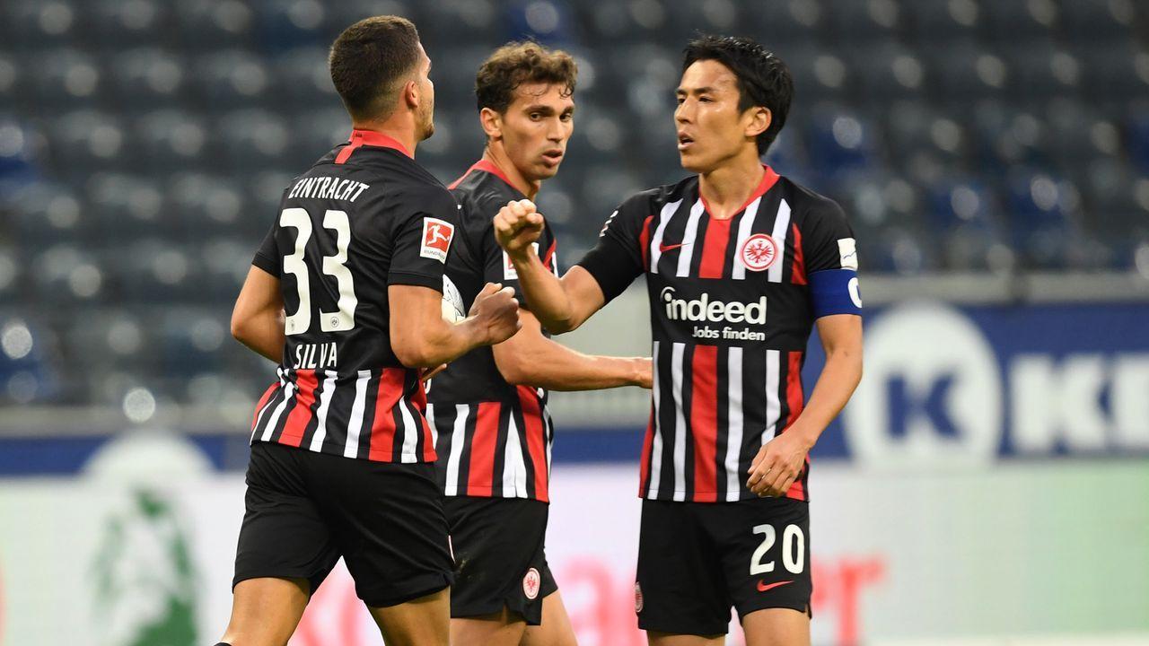 9. Eintracht Frankfurt - Bildquelle: 2020 Getty Images