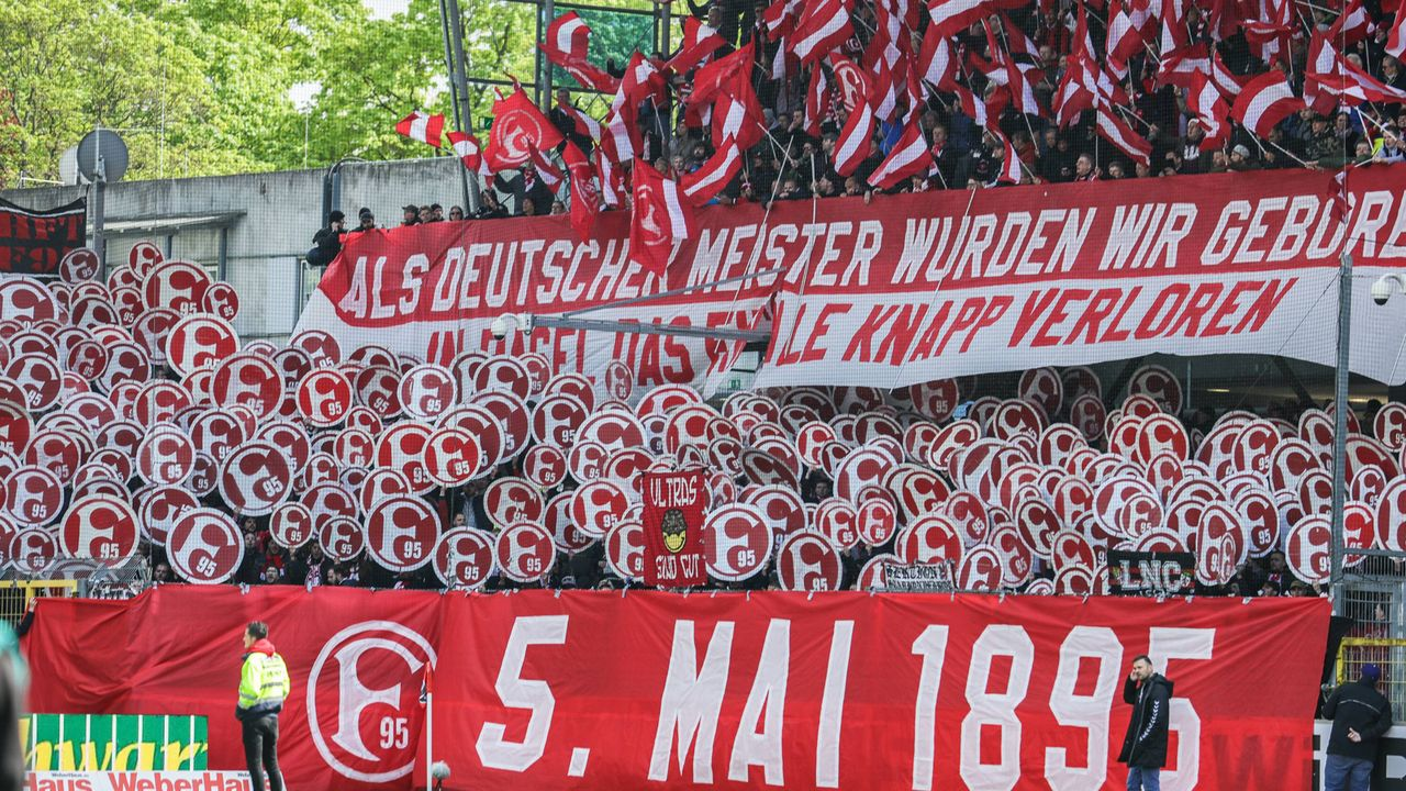 Platz 13 - Fortuna Düsseldorf - Bildquelle: imago images / Beautiful Sports