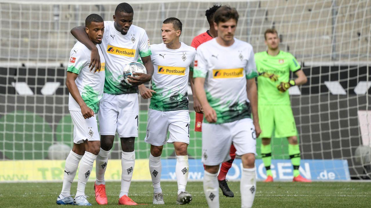 4. Borussia Mönchengladbach - Bildquelle: 2020 Getty Images