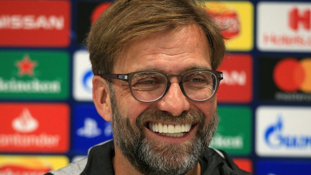 Jürgen Klopp mit stärkstem Kader zur Klub-WM in Katar - Bildquelle: AFPAFPLindsey Parnaby