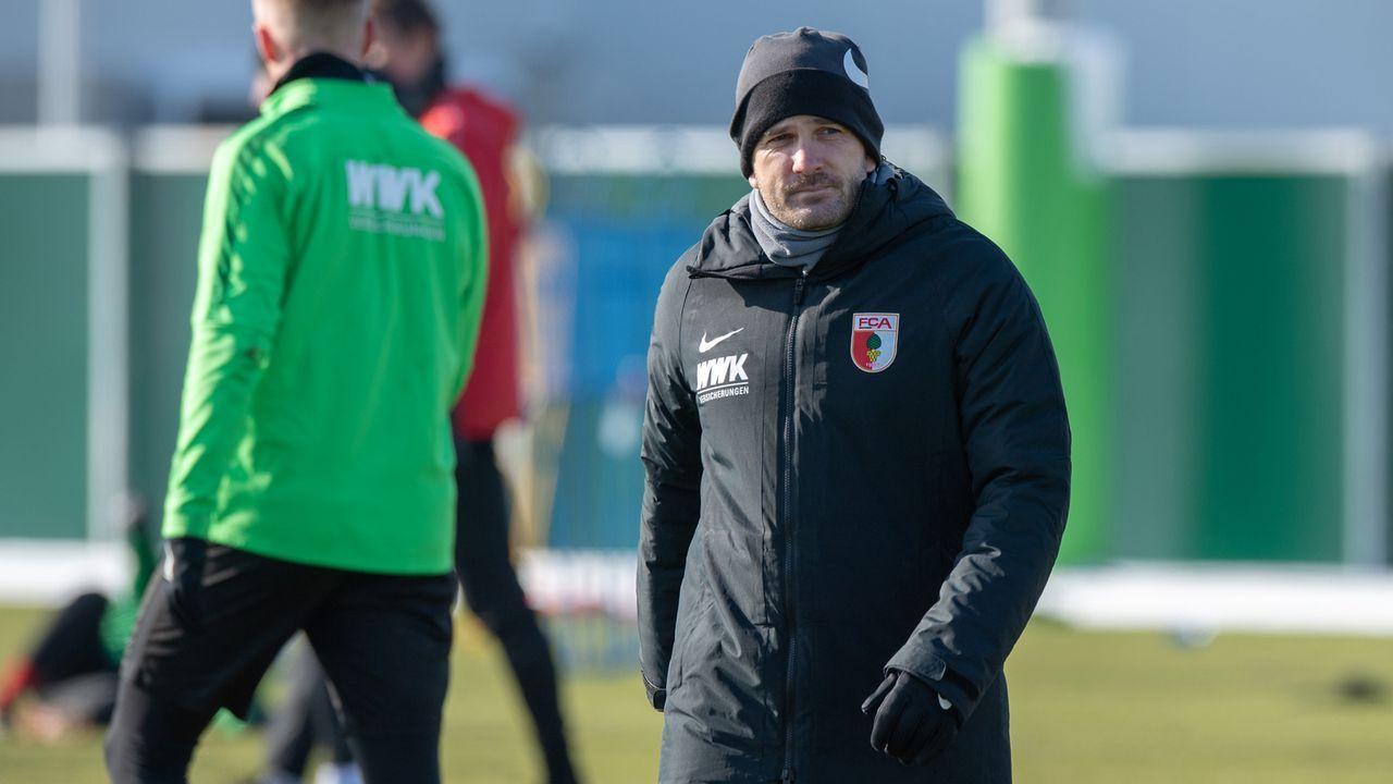 FC Augsburg - Bildquelle: 2019 Getty Images