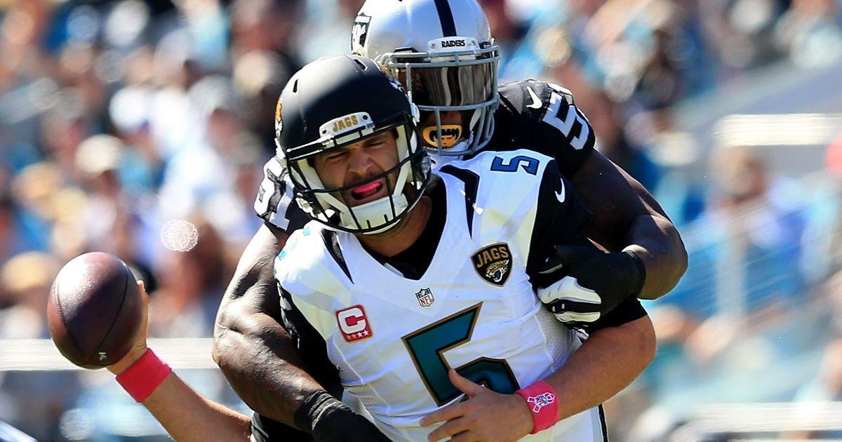 Jacksonville Jaguars: Blake Bortles (Quarterback, 3. Pick 2014) - Bildquelle: getty