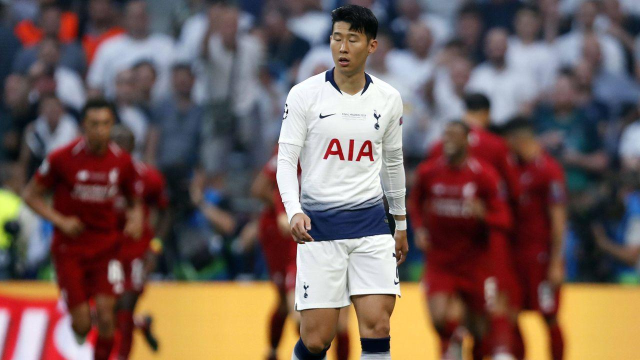 Heung-Min Son (Tottenham Hotspur) - Bildquelle: Imago