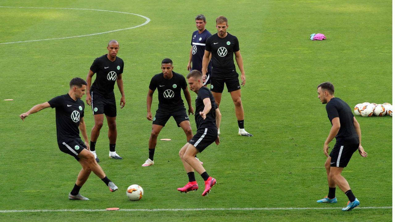 Platz 11: VfL Wolfsburg - Bildquelle: imago images/Ukrinform