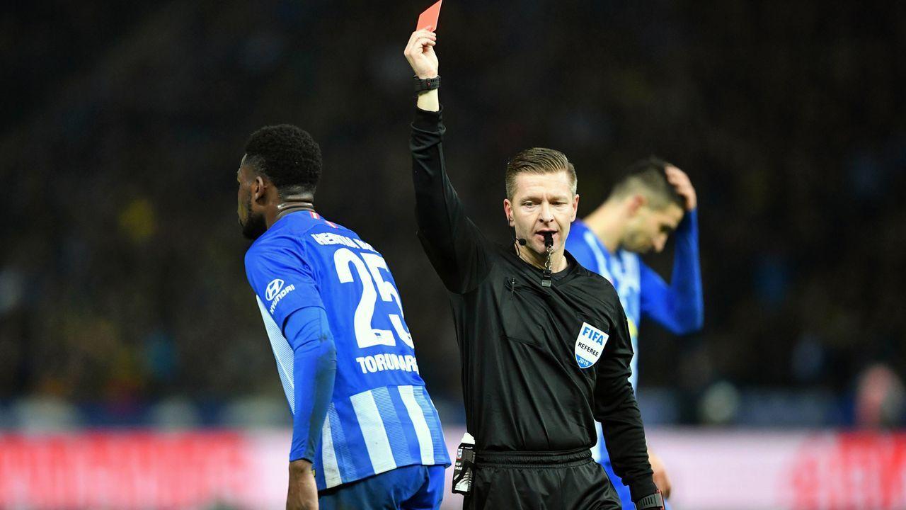 Platz 3 - Hertha BSC (80 Punkte) - Bildquelle: imago images / Bernd König