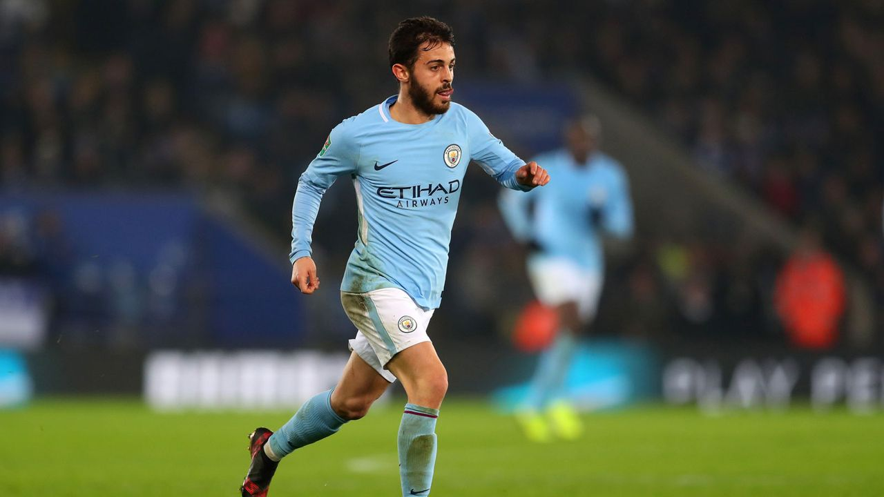 10. Platz: Manchester City 2017/18 - Bildquelle: 2017 Getty Images