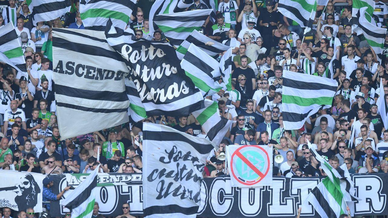 Borussia Mönchengladbach - Bildquelle: 2017 Getty Images