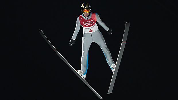 Fatih Arda Ipcioglu (Türkei, Skispringen) - Bildquelle: 2018 Getty Images