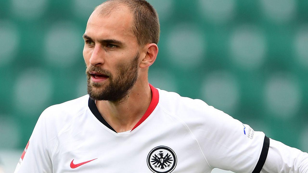 Eintracht Frankfurt: Bas Dost (77.)