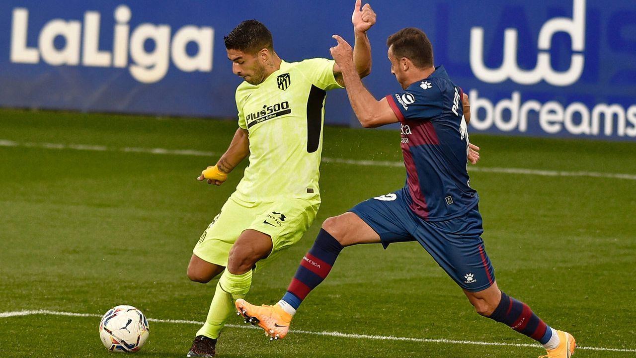 Eingebaute Torgarantie: Luis Suarez bringt die Offensive auf ein neues Level - Bildquelle: imago images/ZUMA Wire