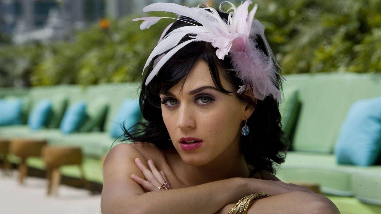 Katy Perry war auf Platz 1 der deutschen Single-Charts - Bildquelle: imago/ZUMA Press