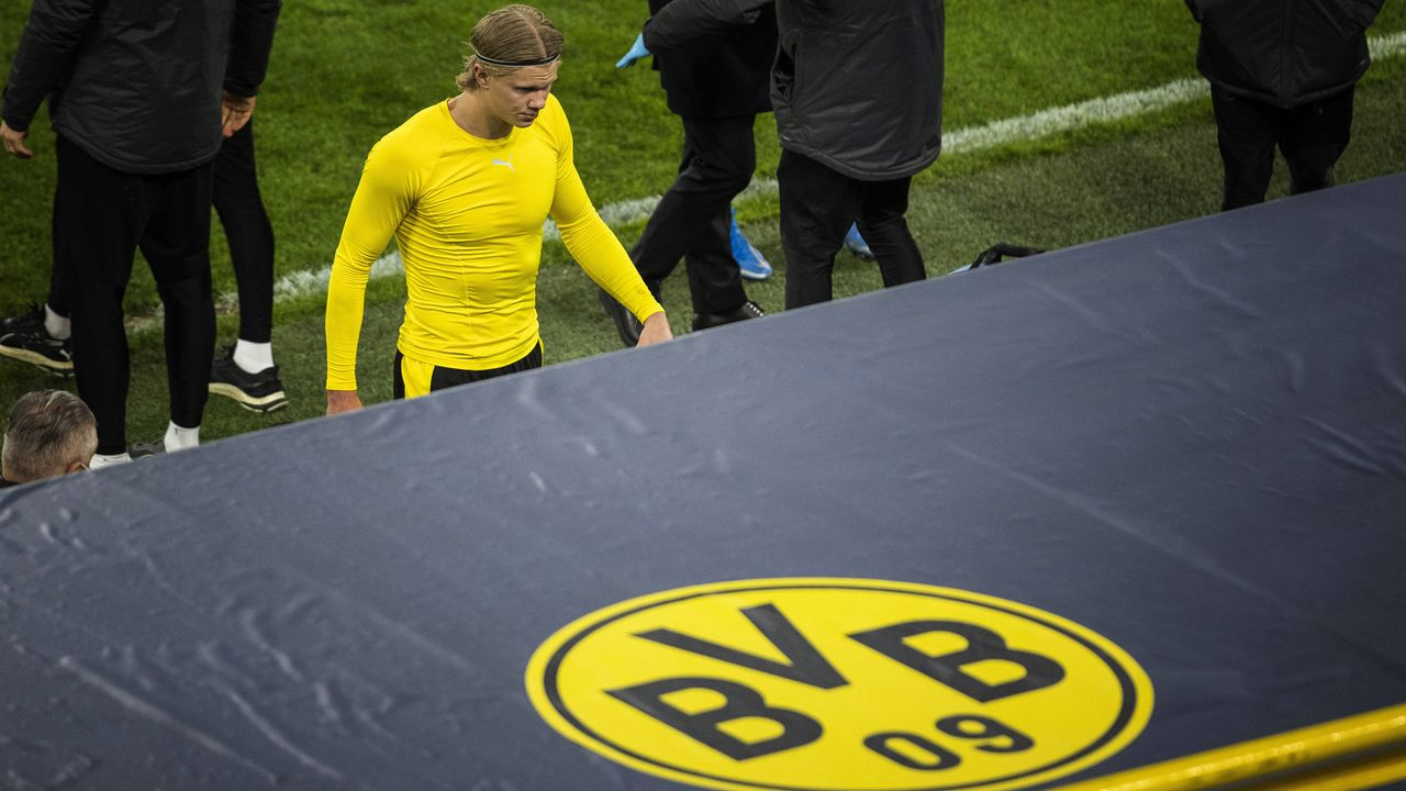4. Dortmund benötigt Klarheit über die Zukunft von Haaland - Bildquelle: imago images/Moritz Müller