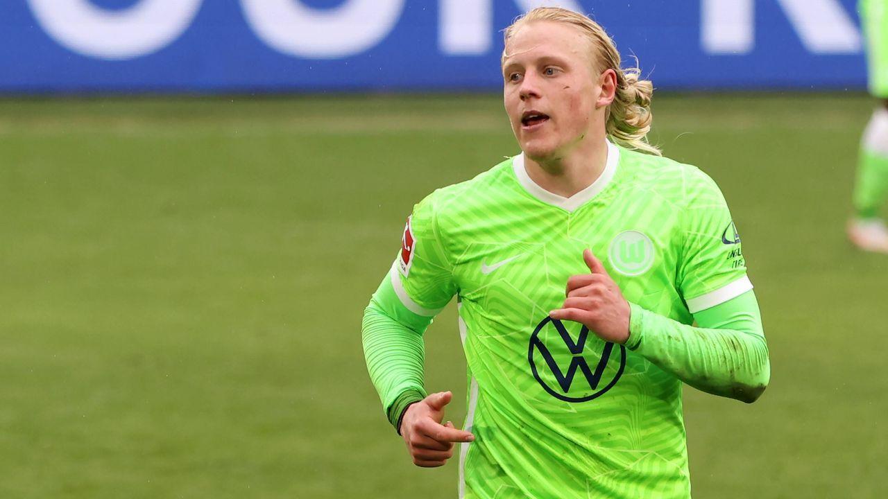 Platz 8 (geteilt): Xaver Schlager (VfL Wolfsburg) - Bildquelle: Imago
