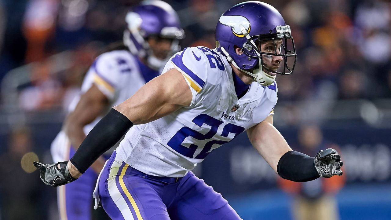 Minnesota Vikings: Harrison Smith (Safety) - Bildquelle: imago/Icon SMI