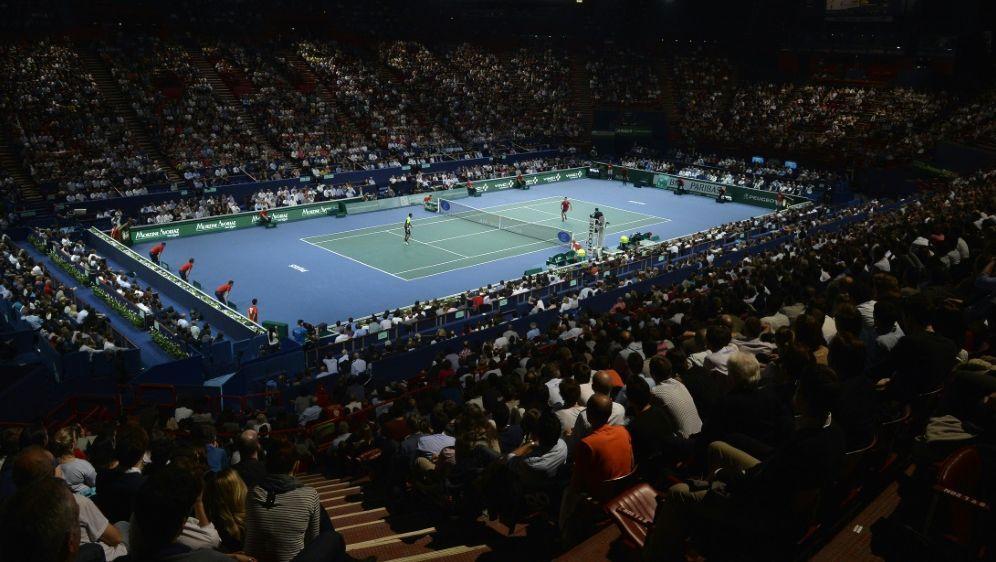 Dieses Jahr ohne Zuschauer: ATP Masters in Paris - Bildquelle: AFPSIDMIGUEL MEDINA