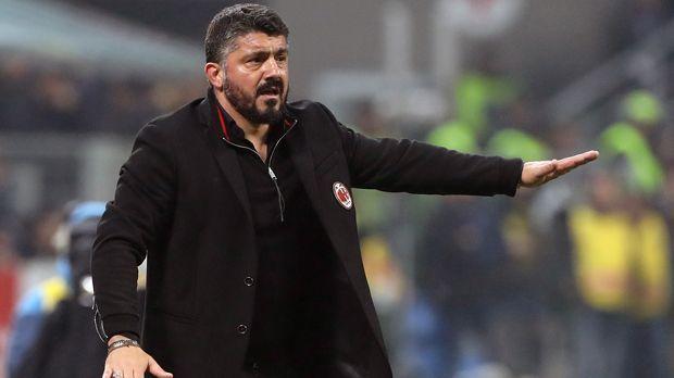 Gennaro Gattuso (AC Milan) - Bildquelle: 2018 Getty Images