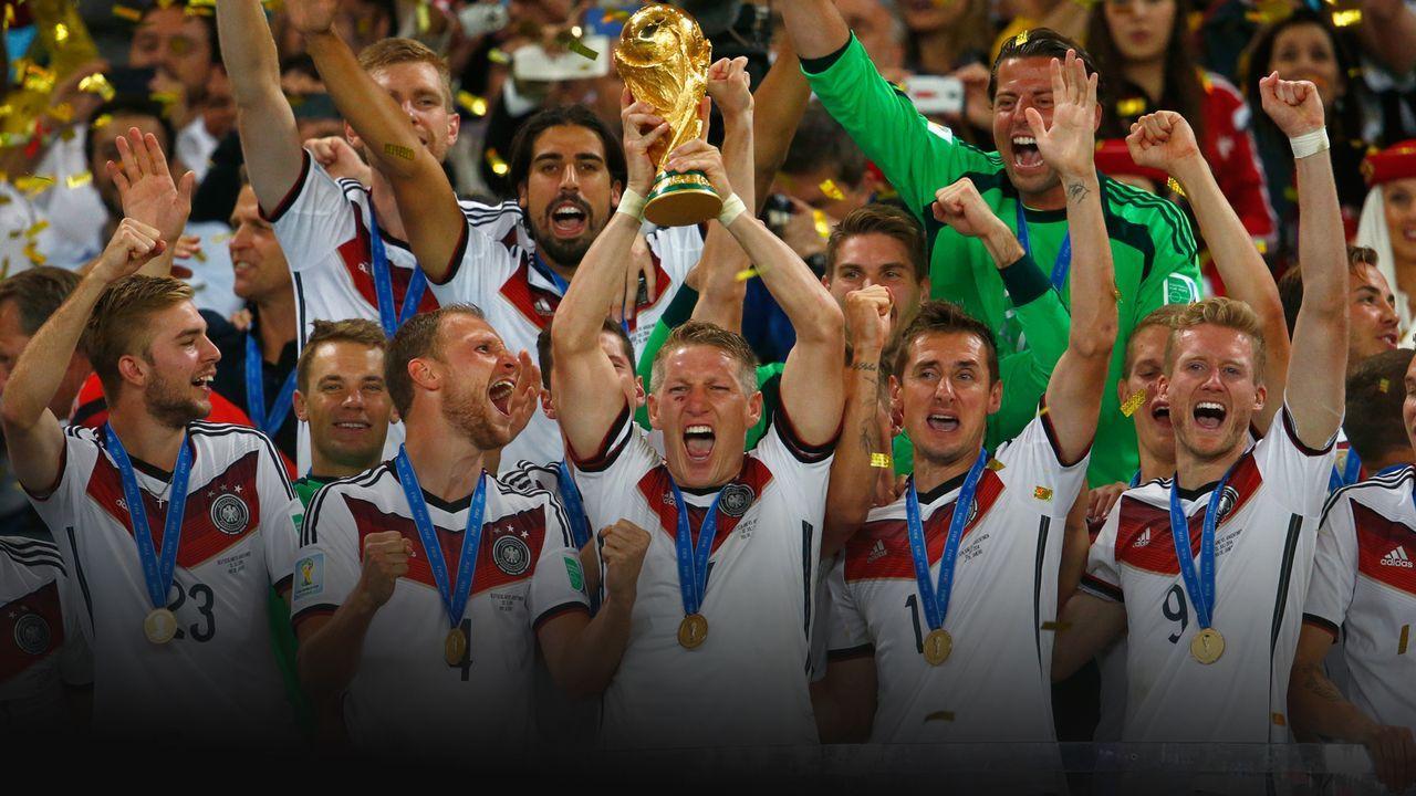 Das machen die 2014er Weltmeister heute - Bildquelle: 2014 Getty Images
