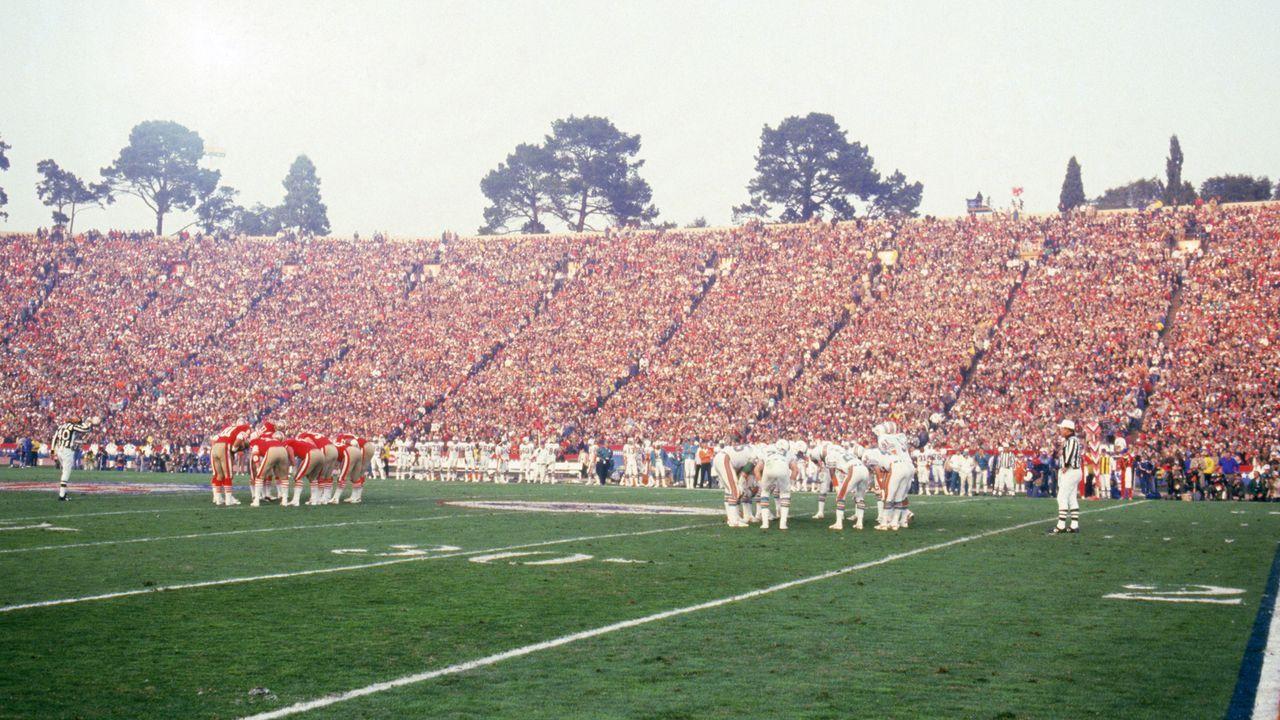 Uwe von Schamann - zwei Super-Bowl-Niederlagen - Bildquelle: 1985 Getty Images