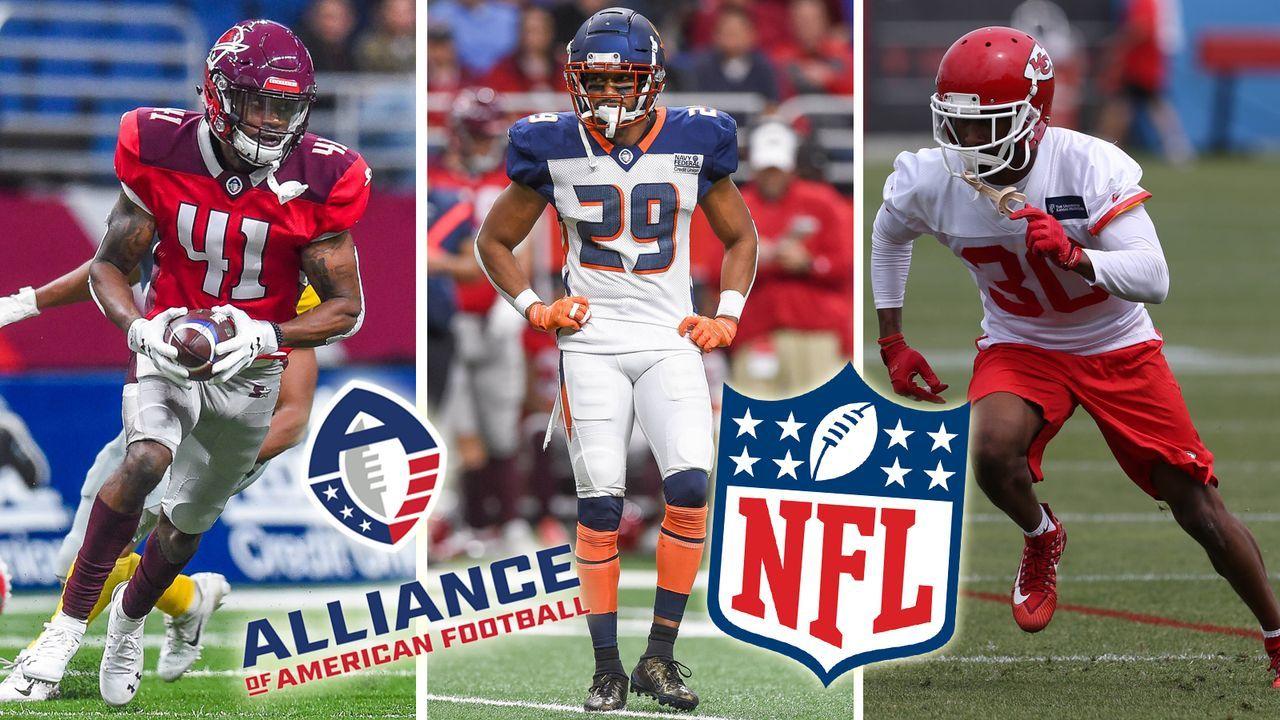 AAF-Aus: Diese NFL-Teams haben ehemalige Spieler unter Vertrag genommen - Bildquelle: imago