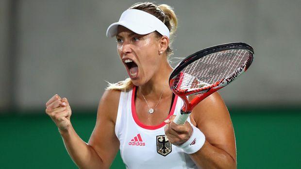 Angelique Kerber (Tennis/Silber) - Bildquelle: 2016 Getty Images
