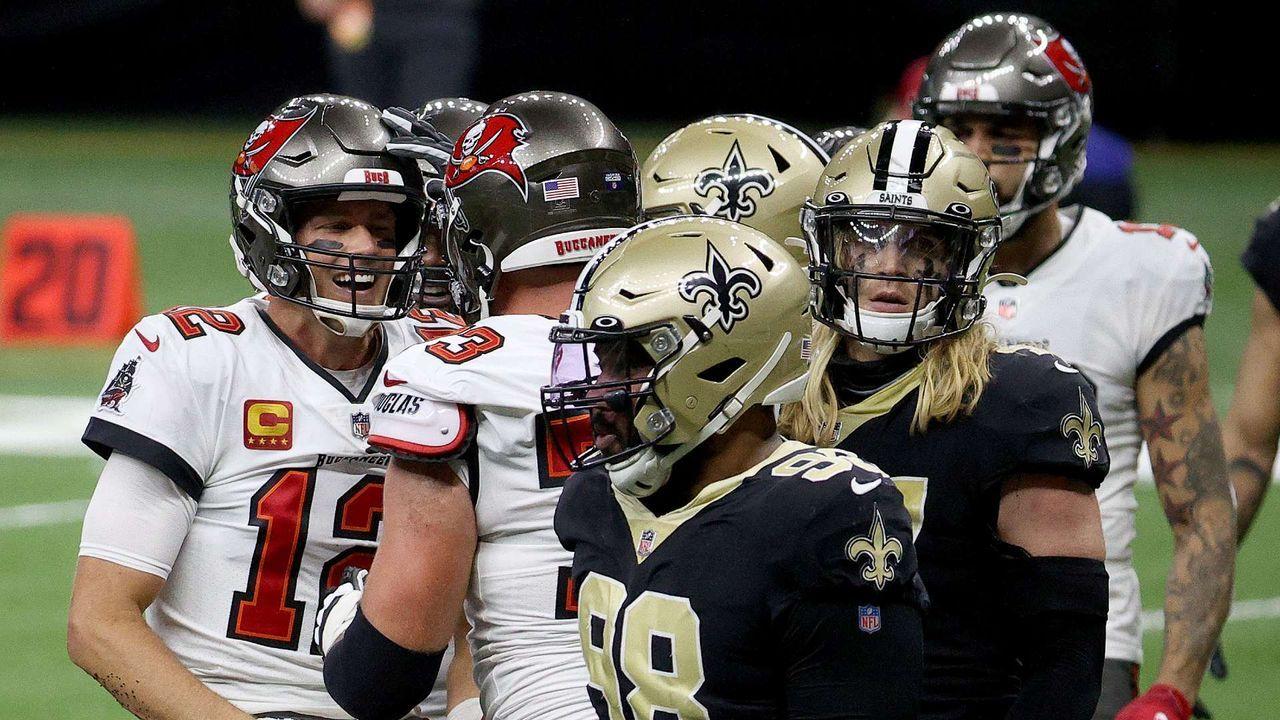 New Orleans Saints (NFC South)  - Bildquelle: getty