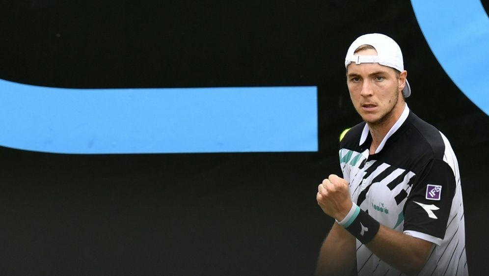 Ist in Wimbledon gesetzt: Jan-Lennard Struff - Bildquelle: AFPSIDTHOMAS KIENZLE