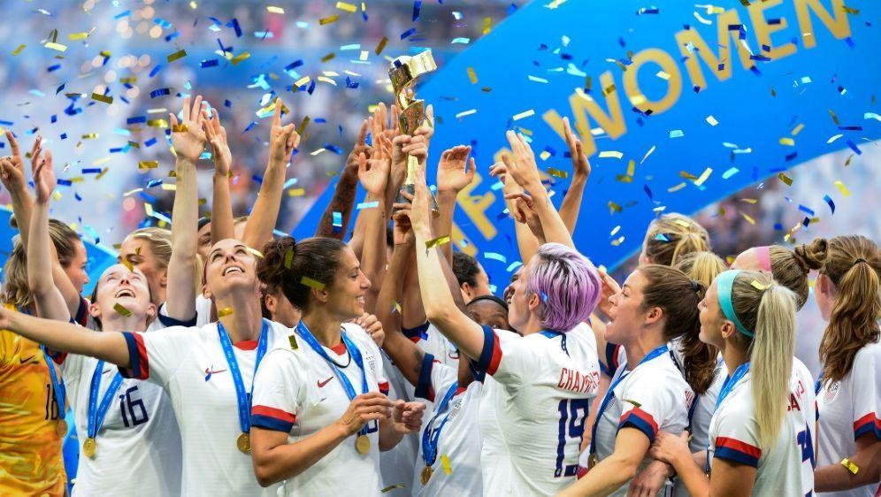 Gastgeber der Frauen-WM 2023 wird Donnerstag verkündet - Bildquelle: FIRO SportphotoFIRO SportphotoSIDfiro Sportphoto