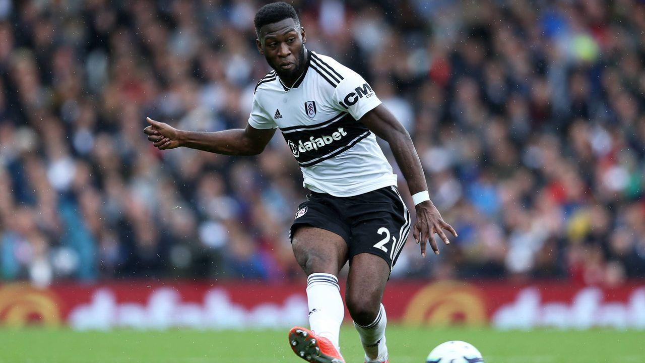 Tim Fosu-Mensah (FC Fulham) - Bildquelle: imago/Action Plus