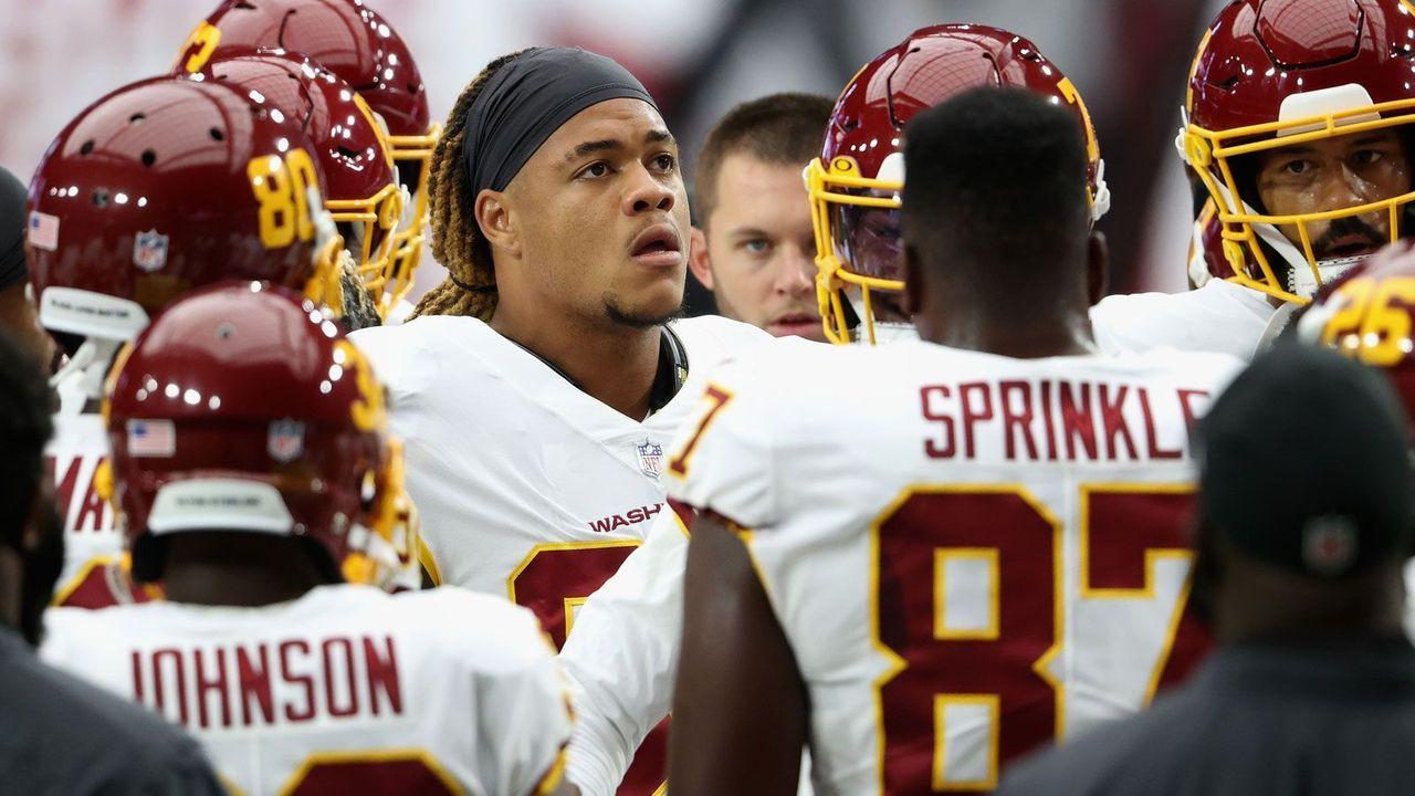 Washington Football Team - Bildquelle: Getty Images