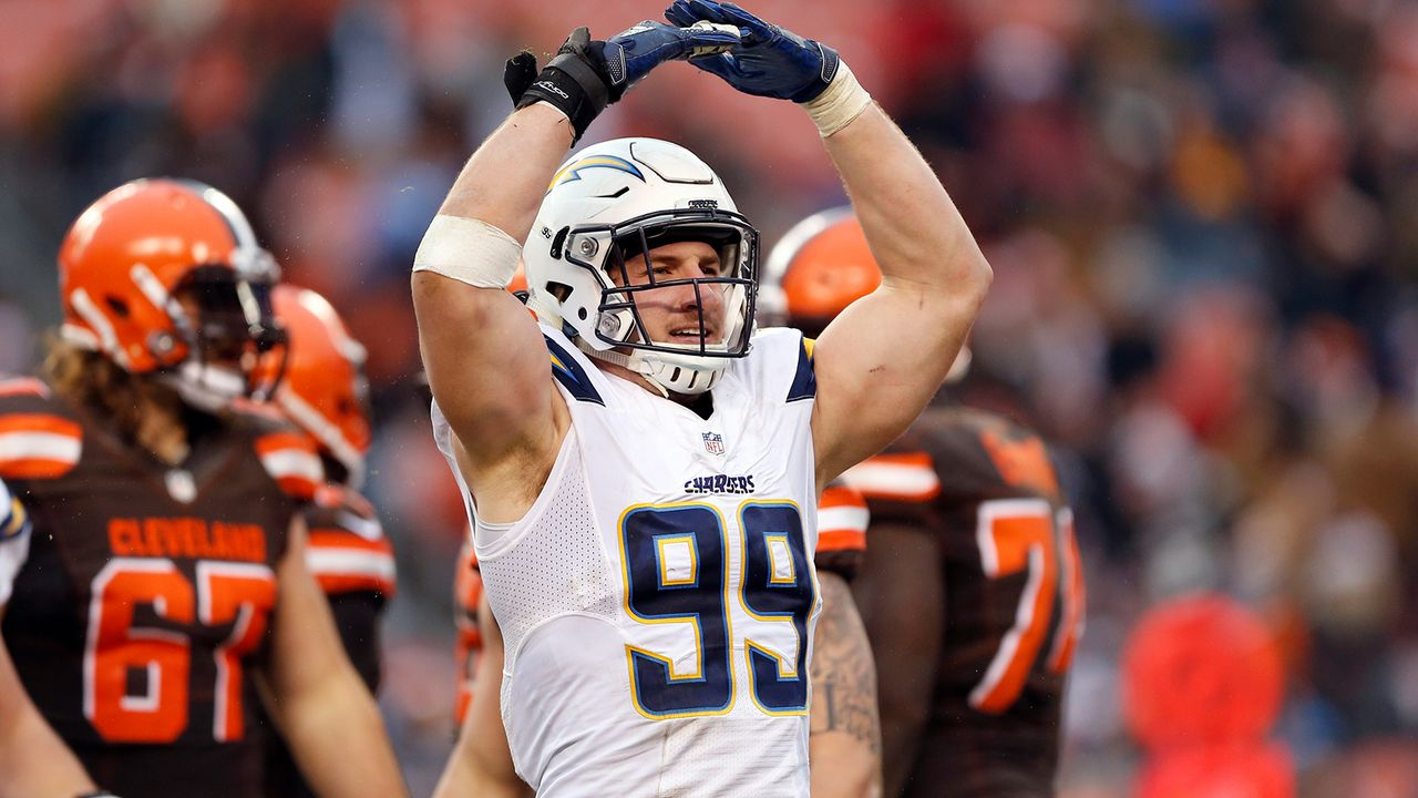 Platz 56: Joey Bosa - Bildquelle: 2016 Getty Images