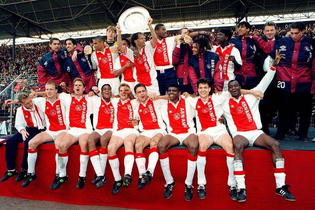 Niederlande: Ajax Amsterdam 1994/95 - Bildquelle: imago/Pro Shots