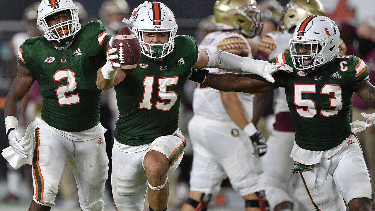 18. Pick - Jaelan Phillips (Defensive End, Miami Dolphins) - Bildquelle: imago images/ZUMA Wire