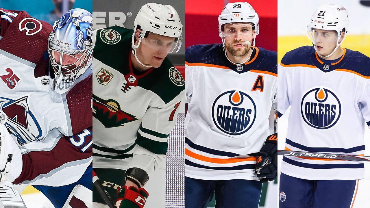 Draisaitl und Co: Vier Deutsche in den NHL-Playoffs und ihre Chancen - Bildquelle: imago
