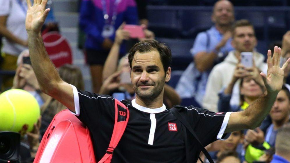 Roger Federer qualifizierte sich für die ATP-Finals - Bildquelle: AFPSIDKENA BETANCUR
