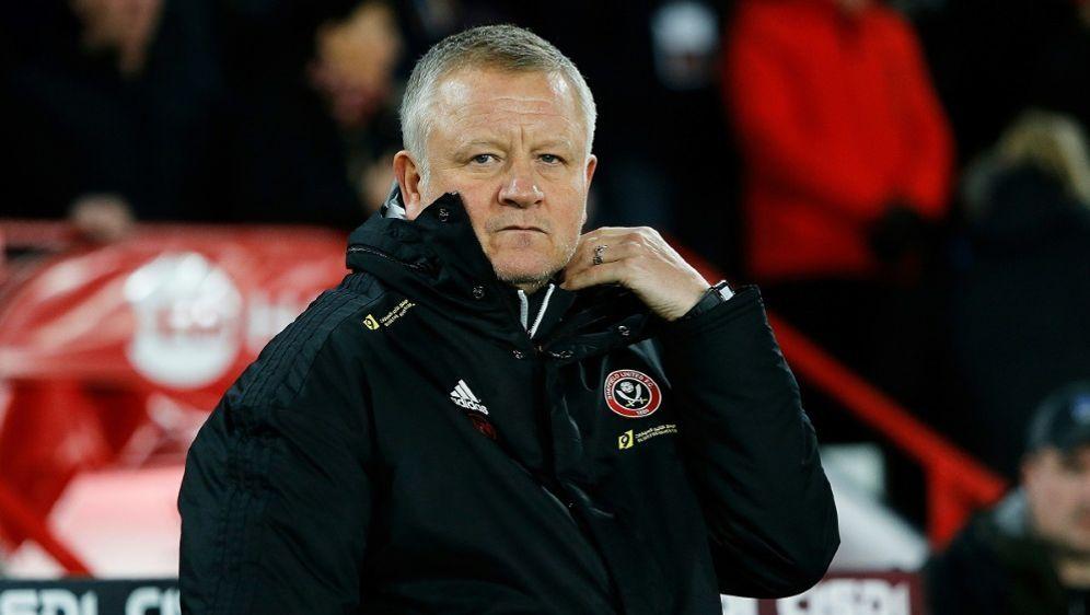 Chris Wilder ist nicht mehr Trainer von Sheffield United - Bildquelle: FIROFIROSID