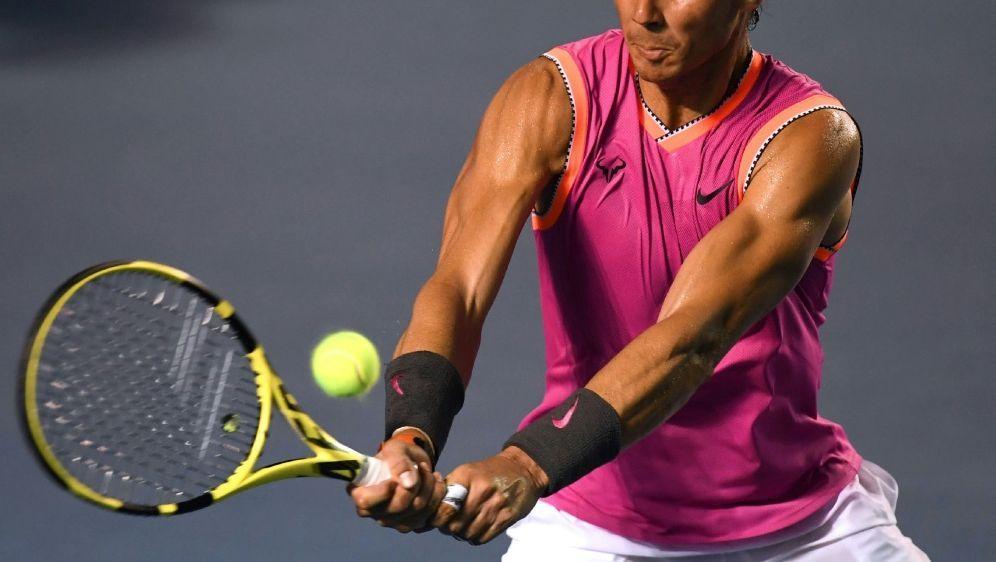"""Nadal verliert gegen """"Tennis-Rüpel"""" Kyrgios - Bildquelle: AFPSIDPEDRO PARDO"""
