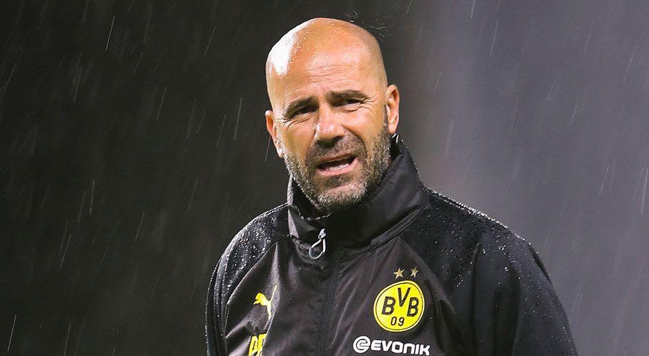 Platz 1: Peter Bosz (Dortmund) - 5 Millionen Euro an Amsterdam (2017) - Bildquelle: 2017 Getty Images