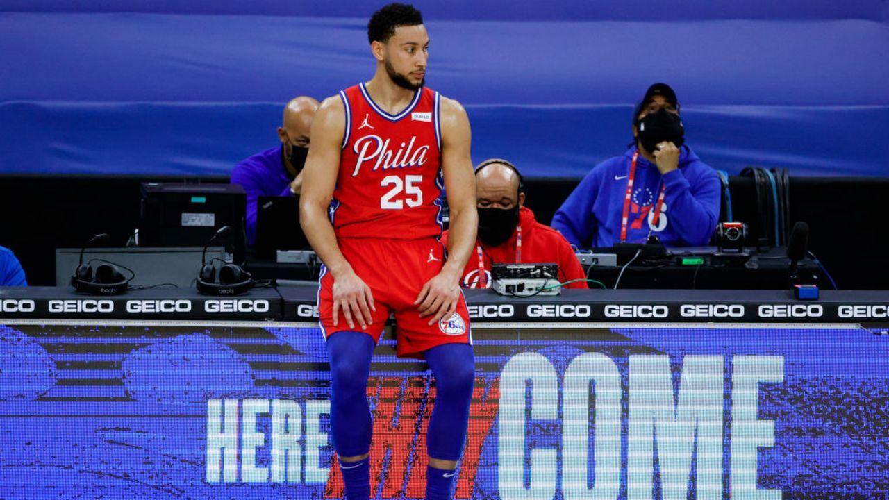 Ben Simmons (Philadelphia 76ers) - Bildquelle: Getty