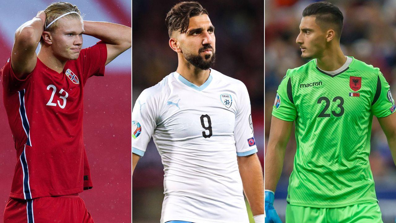 Diese Stars habe mit ihren Nationalmannschaften die EM 2021 verpasst - Bildquelle: Getty Images/Imago