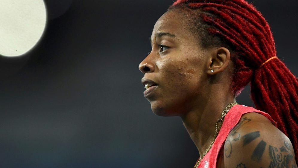 Sprinterin Michelle-Lee Ahye wird vorläufig suspendiert - Bildquelle: PIXATHLONPIXATHLONSID