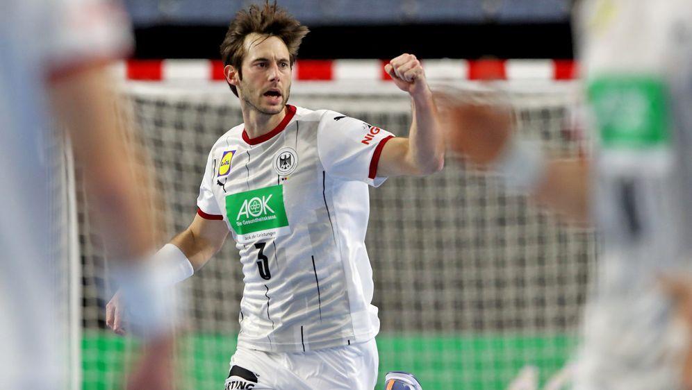 Bei der Handball-WM trifft Deutschland in der Hauptrunde auf Spanien. Anpfif... - Bildquelle: Getty