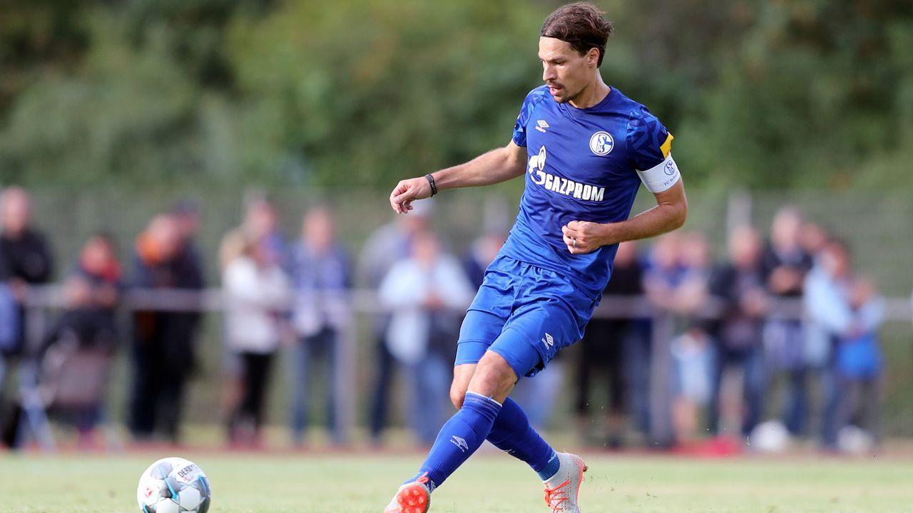 Benjamin Stambouli (FC Schalke 04) - Bildquelle: 2019 Getty Images