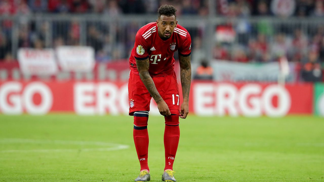 Boateng haut beleidigt ab - Bildquelle: 2019 Getty Images