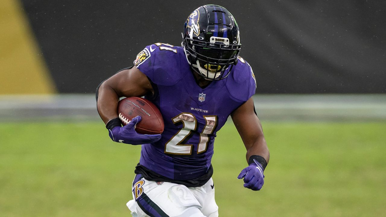 Mark Ingram (Baltimore Ravens) - Bildquelle: getty