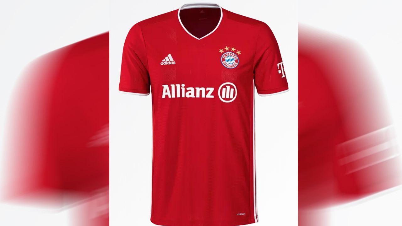 FC Bayern Frauen (Heimtrikot) - Bildquelle: FC Bayern