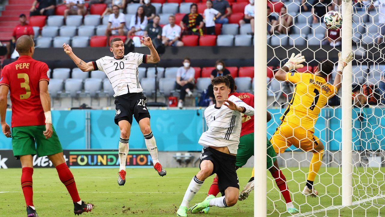 Internationale Presse feiert DFB-Elf - Bildquelle: 2021 Getty Images