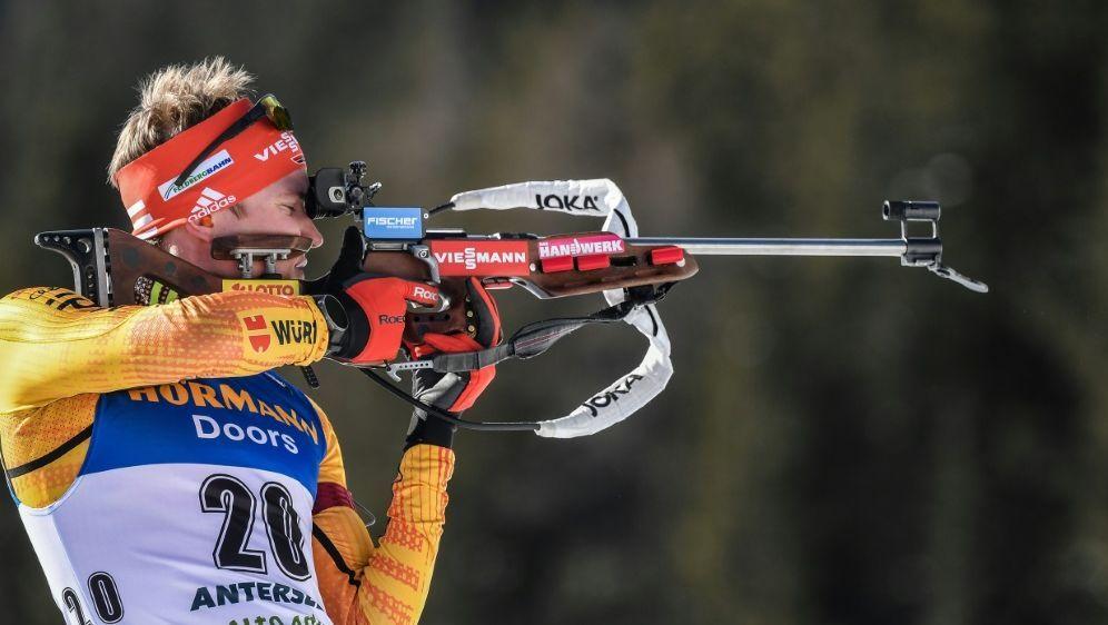 Benedikt Doll als Zwölfter noch bester DSV-Athlet - Bildquelle: AFPSIDTIZIANA FABI
