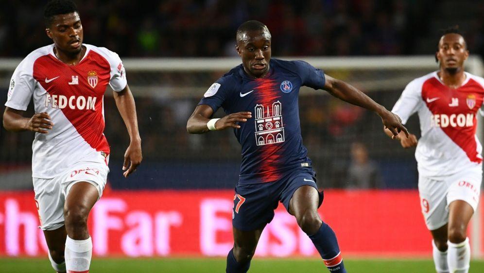 Moussa Diaby soll für 15 Millionen von PSG kommen - Bildquelle: AFPSIDFRANCK FIFE